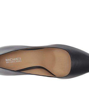 NEW - Michael Kors Flex Mid Pump Black Heels